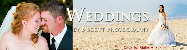 Wedding Photography Portfolio Banner